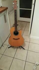 Ovation CC028 Electro acoustic guitar