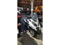 WANTED PIAGGIO MP 3 SCOOTER