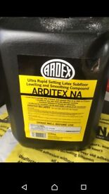 15 bags of arditex and hardener