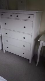 Ikea hemnes bedroom set