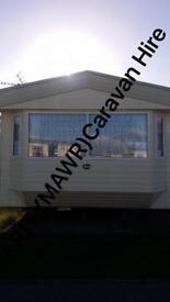 3 bed 8 berth caravan for sale