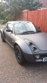 Smart Roadster automatic 2005