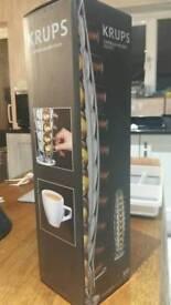 Coffee pod holder