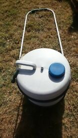 Fresh water carrier container
