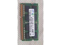 8GB (2x4) DDR3 1333mhz 10600s