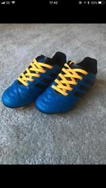 Infant boys Adidas Football Boots size UK10