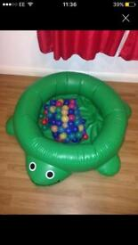 Little tikes ball pool