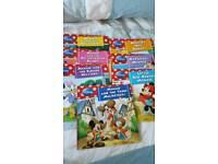 Minnie mouse books set