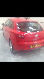 2014 Seat Ibiza 1.4 only 22,000 miles