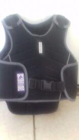 Equestrian Body protecter vest