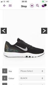 Nike flex tr7