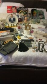 job lot of mixed items
