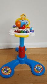 VTech Sit to Stand Music Centre - great condition - only £10