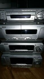 Technics stereo system EH760