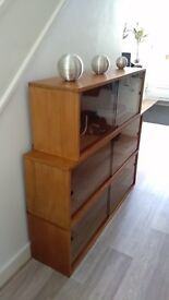 VINTAGE STACKING BOOKCASE