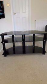 For Sale Glass TV Unit Excellent Condition