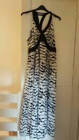Halter Neck Maxi Dress Excellent condition