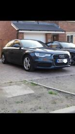 Audi A6 s line 2.0 diesel LOW MILEAGE MAY PX