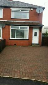 2 Bedroom house with driveway and garden £110p/w