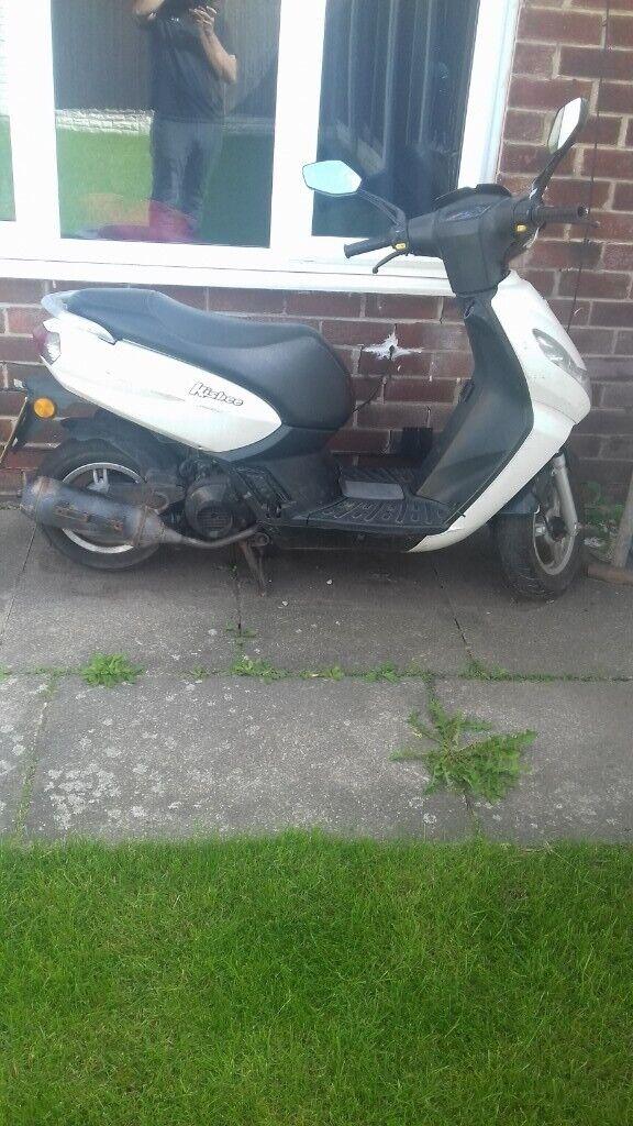 100cc peugeot kisbee | in West Derby, Merseyside | Gumtree