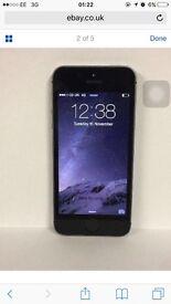 iPhone 5s 16G EE