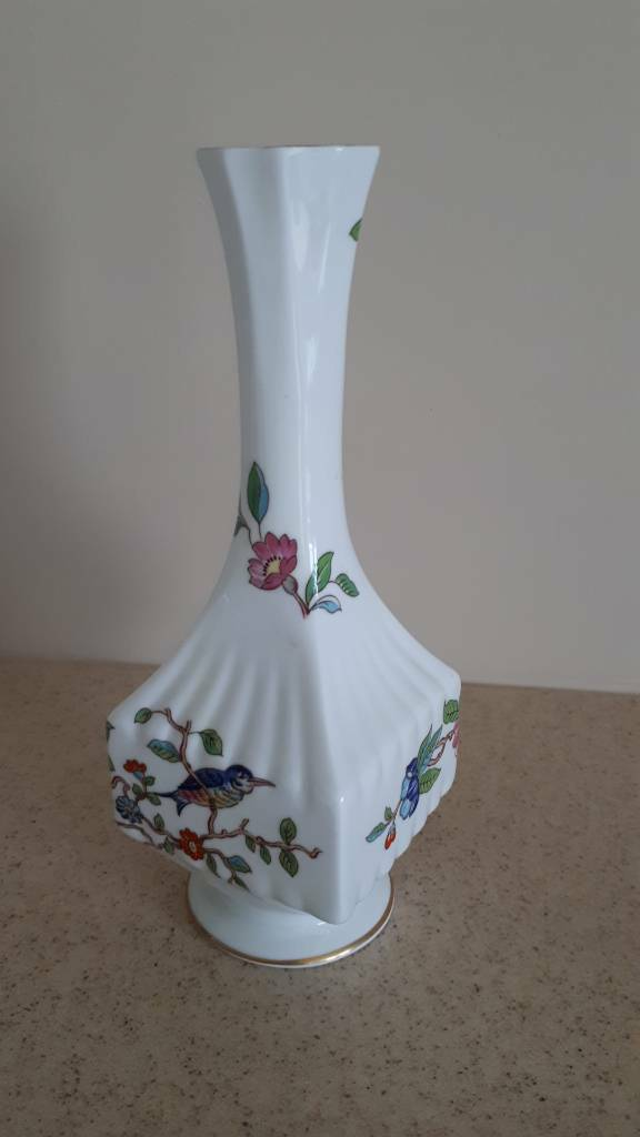 Aynsley Pembroke Bud Vase In Teignmouth Devon Gumtree
