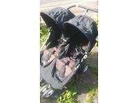 City mini double stroller/pram/pushchair very good condition! £200