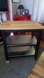 Ikea table trolley