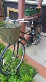 PINNACLE Woman hybrid bike