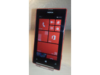 Nokia Lumia 520 - Vodafone - Good Condition + Charger