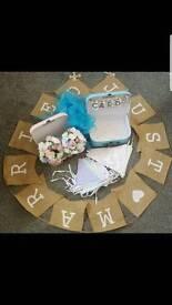 Wedding decor job lot
