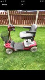 MID SIZED MOBILITY SCOOTER