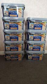 Ronseal decking stain bulk buy