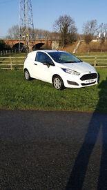 Ford Fiesta van 1.6 tdci