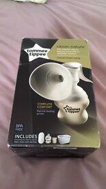 Brand new tommee tippee breast pump