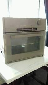 Caravan oven