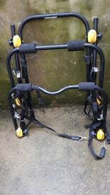 Halfords Universal Rear High Mount 3 Cycle Carrier
