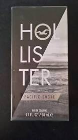 HOLLISTER PACIFIC SHORE MENS AFTERSHAVE. BRAND NEW SEALED