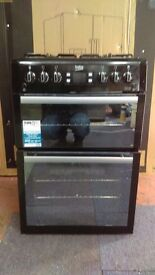 BEKO 60Cm Gas Cooker in Ex Display which may have minor marks or blemishes.
