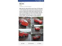 Mk4 astra for sale