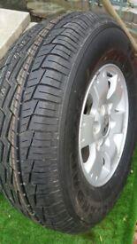 Mitsubishi Shogun Spare Alloy Wheel