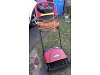 Mountfield Electric Lawn Rake