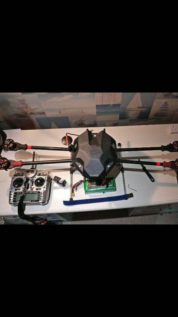 Tarot 800mm Pixhawk Quadcopter drone(Ready to fly)(Full Kit) | in Bedworth,  Warwickshire | Gumtree
