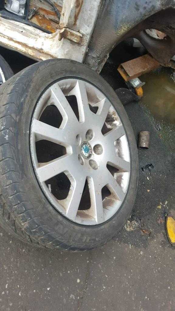 Skoda fabia vrs aloyy wheel £55