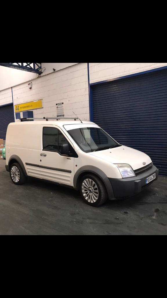 Ford transit Connect 2004 Van panel van