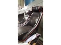 Bucket seats, classic Car Mini Etc