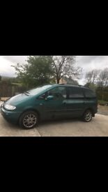 2001 ford galaxy 7 seater