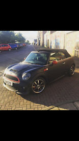 2010 mini cooper convertible, John cooper works styling factory fit body kit