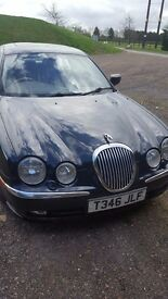 For Sale: Repair or Spares. Jaguar S Type 3.0v6,MOT failure, list available on request £400. ono