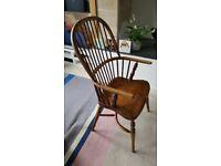 Stick back Windsor chair